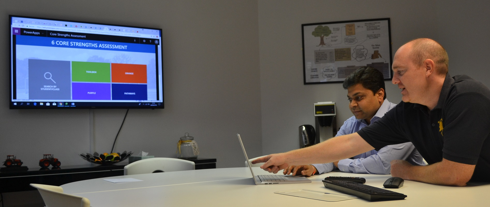 New Office 365 apps transform assessment at Wells Park School