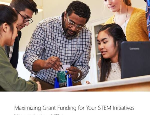 Maximizing grant funding for your STEM initiatives