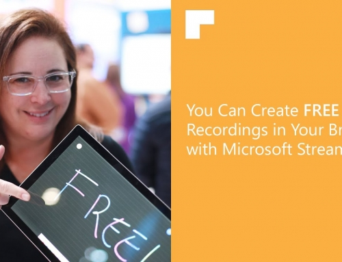 You Can Create Free Screen Recordings in Your Browser with Microsoft Stream