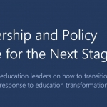 Leadership and policy guide for system leaders