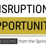 Disruptions and opportunities in remote learning